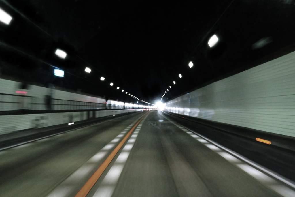 高速道路-疾走感
