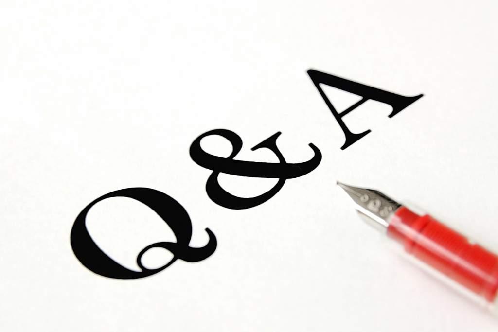 メモに書いたQ&A 2