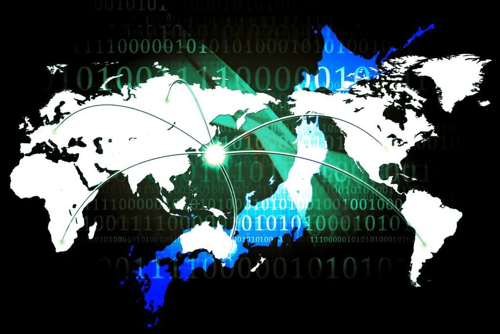 ビジネス背景 日本と世界1