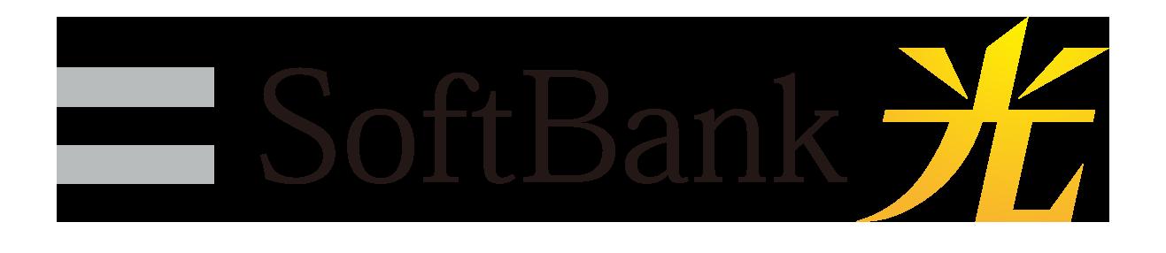 ソフトバンク光のロゴ
