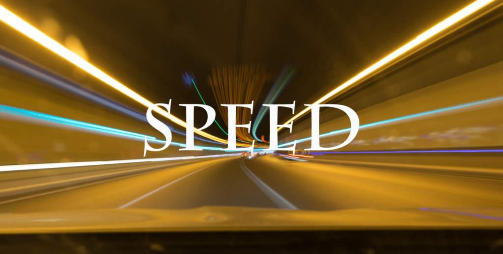 speed スピード