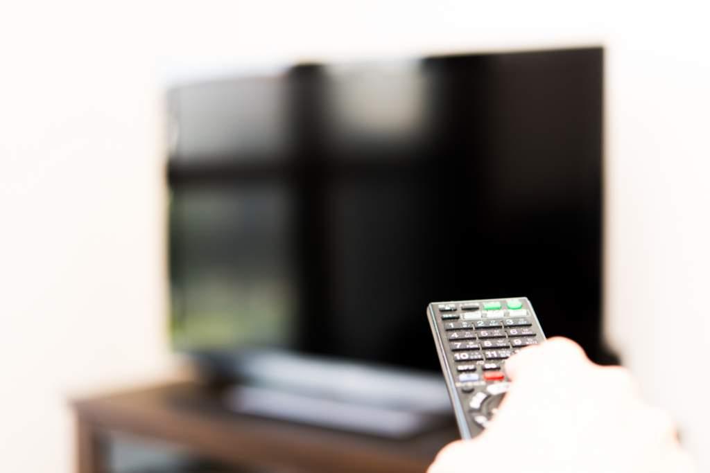 tvとリモコン