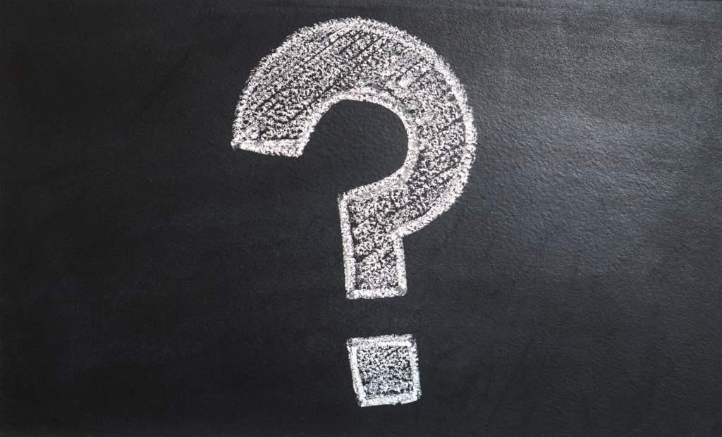 質問 クエスチョン