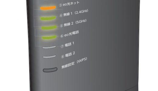 eo光Wi-Fi多機能ルーターの速度や性能を解説!評判はどうなのか調査!