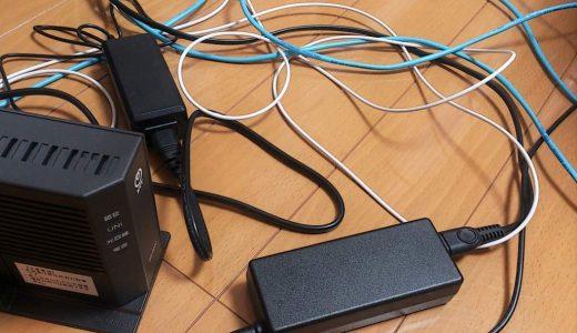 無線LANと有線LANは併用できる?速度に影響が大きい?!