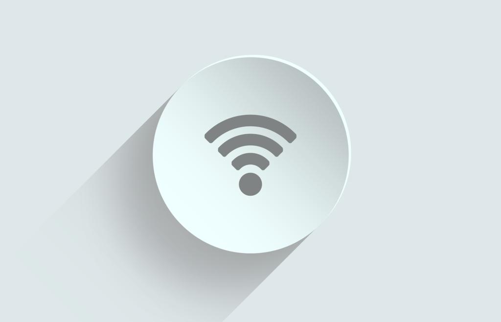 wifi マーク