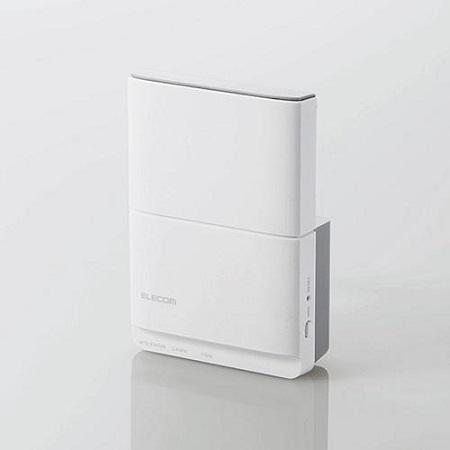 ELECOMの無線LAN中継器