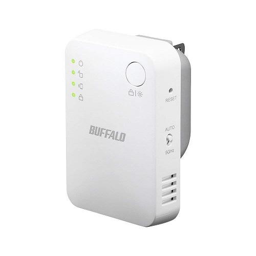 Buffaloの無線LAN中継器