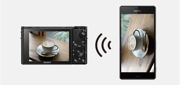 無線LAN機能付カメラのメリット