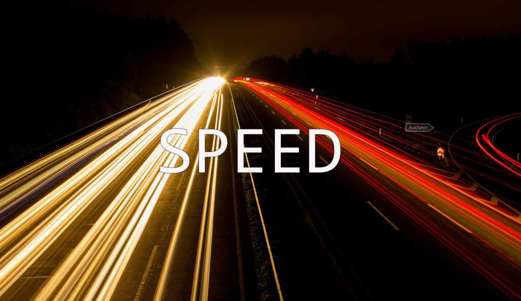 ハイウェイ スピード