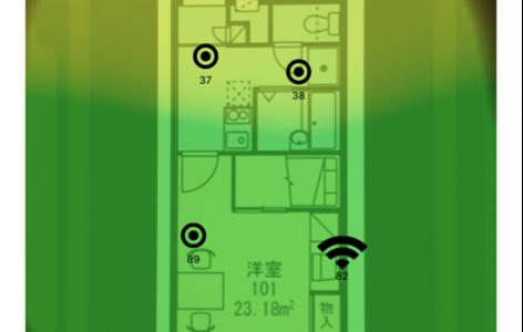 Wi-Fi/無線LANルーターの通信距離はどのくらい?範囲を広げる延ばす方法あり?!