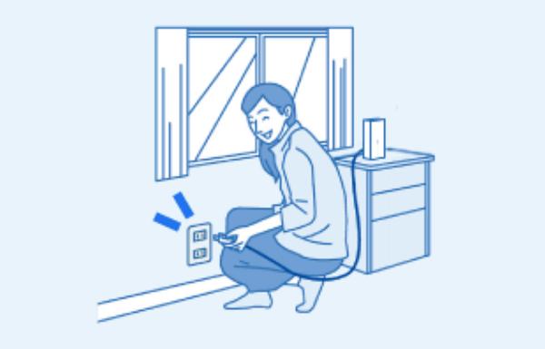 SoftBank Airの利用イメージ