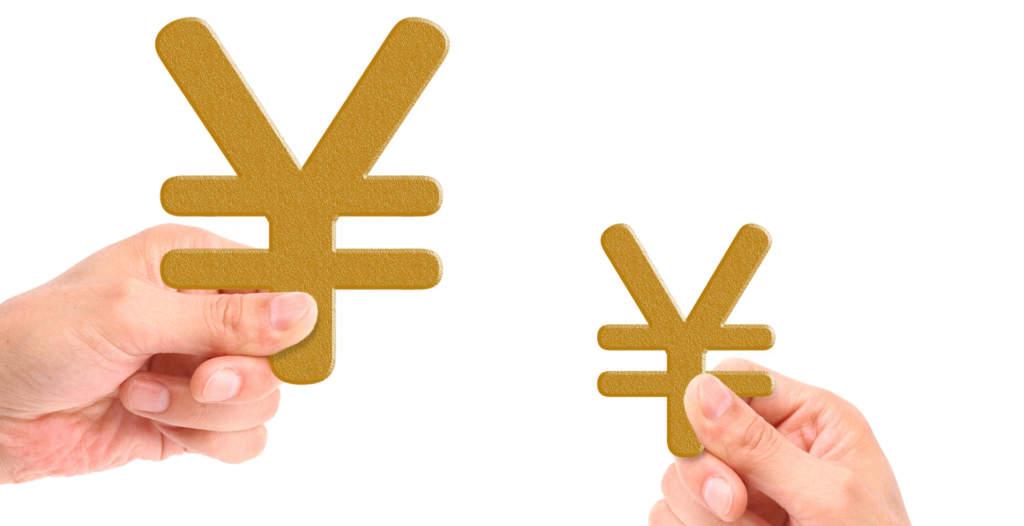 円マークのイメージ