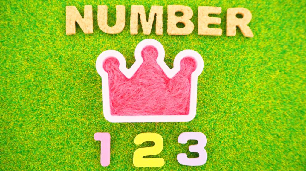 ナンバー123