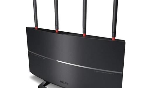 V6プラス対応のおすすめ無線LANルーター5選!NEC、バッファローなど比較して紹介!