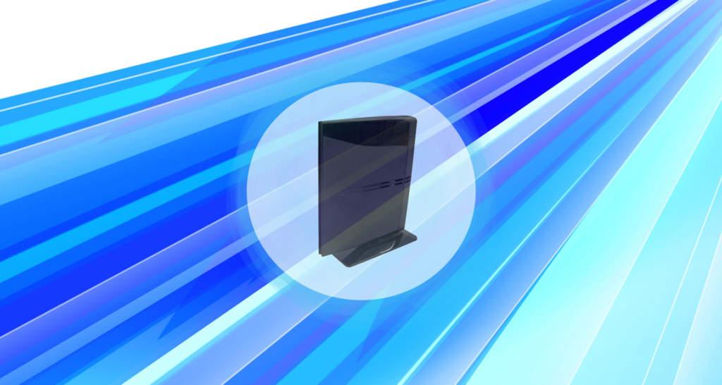 無線LANルーター イメージ